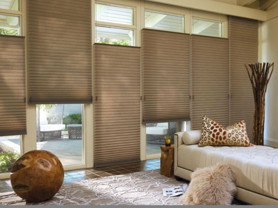Cortinas double sheer